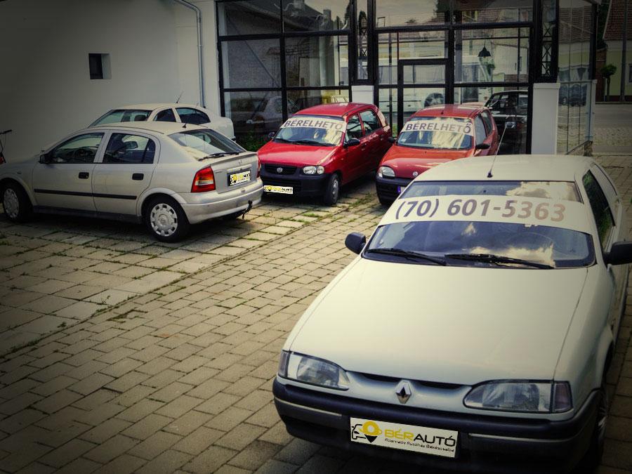 Autókölcsönző Békéscsaba